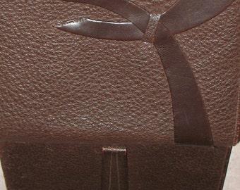 1920s Pigskin Clutch Bag, 90-Year Old Purse with Broken Snap, 1920s Clutch Bag, Handbag Designers, 1920s Pig Skin Leather Purse, Pigskin Bag