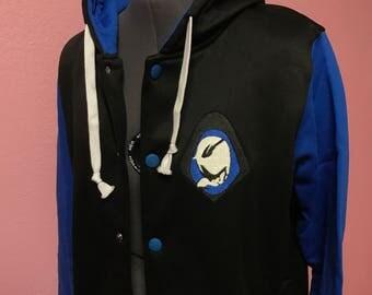 Ana Overwatch Inspired Hoodie Jacket
