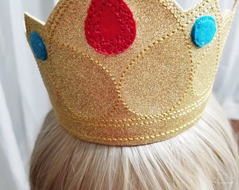 Elena Crown, Elena Personalized Crown, Elena of Avalor Crown,Kids Crowns, Kids Tiaras, Dress up Crowns, Kids Crowns for Play
