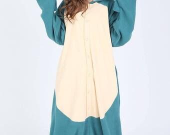 KIGURUMI Cosplay Romper Charactor animal Hooded PJS Pajamas Pyjamas Xmas gift Adult  Costume outfit Sleepwear  Bear