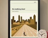 The Walking Dead Poster, TV Print, Print, Poster