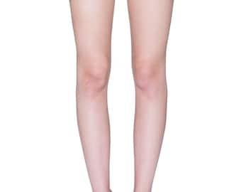 High waisted slit shorts
