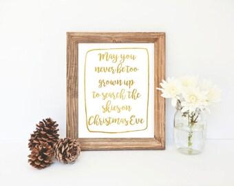 Merry Christmas - Christmas Wall Art - Holiday Print - Christmas Print - Christmas Quotes - Christmas Art Prints - Christmas Wall Decor 04AP