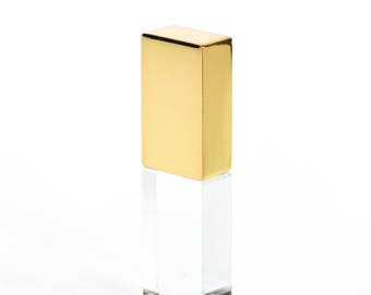 16GB USB Flash Drive - Gold