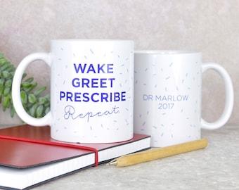 Doctor mug,  gift for doctor, junior doctor mug, funny Doctor mug
