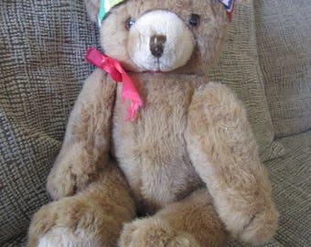 1984 Gordon Fraser Schmid Musical Teddy Bear