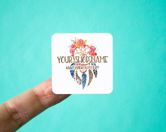 "Custom Stickers | 1.5"" Set of 60 