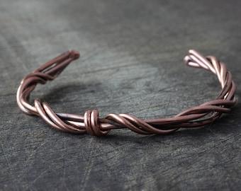 Handmade Copper Bracelet