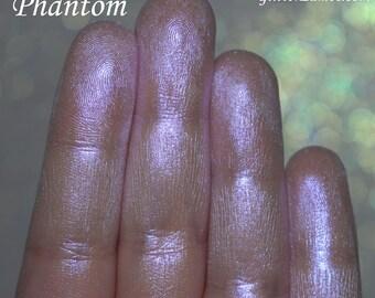 Phantom (Purple Flash) Highlighter Pot, Loose Eyeshadow Highlighter Pot, Highlighter, Highlighter Pot, Glitter Lambs Highlighter Makeup Pot