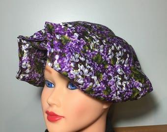 Cranial Cap,Migraine, Herbal Hat, Hot Cold Herbal Pack , Herbal Pack , Heat Wrap , Organic , Flax Seed, Heat Pack, Microwave Therapy,