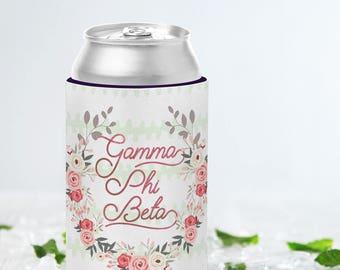 Helen's Springtime Wreath Sorority Gift - Gamma Phi Beta   Ollie + Ivy