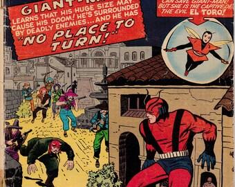 Tales to Astonish #54, April 1964 Issue - Marvel Comics - Grade G/VG