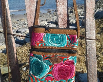 Mini Floral Purse/Purse/Small Purse/Clutch/boho purse/boho style/