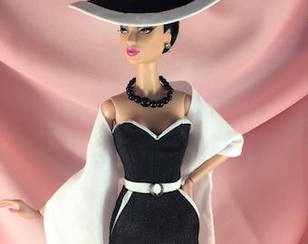Piping Hot fashion for 12 inch fashion dolls