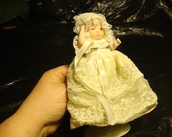 Doll # 25 christening baby
