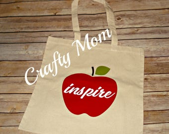 Inspire Teacher Tote