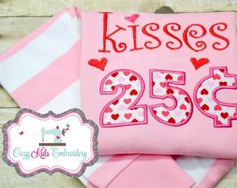 Valentine's Day pajamas, Valentines pajamas, Valentine's PJ, Valentines PJ, Vday pj, Vday pajams, Girls pajamas, applique, embroidery