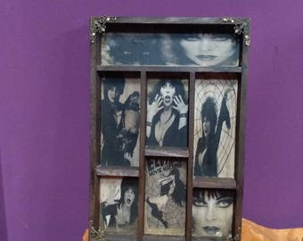 Elvira Cabinet of curiosities