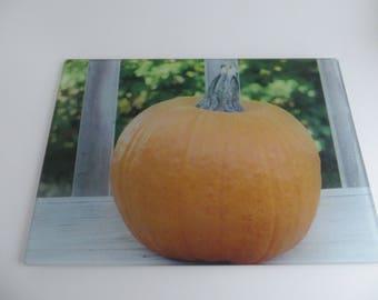 Cutting Board, Pumpkin Cutting Board, Kitchen Decor
