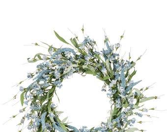 "Mum Heather Wreath 24"""
