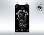 Santa Muerte  ~ Poster...