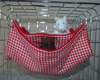 Hamac cachette pour rats