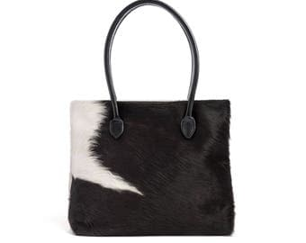 Cowhide Bag | Exact Bag You will Receive | Made in England