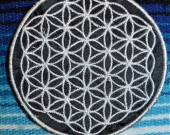 Flower of Life Patch