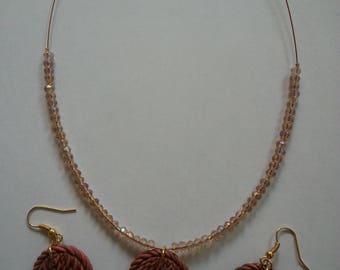 Polymer Clay Braided Jewelry