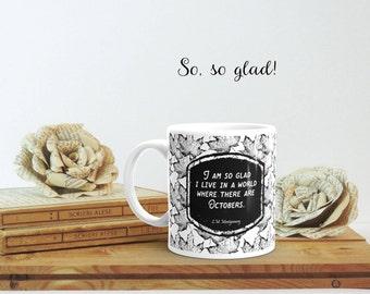 Anne Of Green Gables Mug Etsy