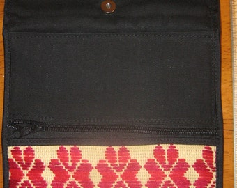 Mexican Woven Wallet