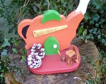 The Teapot Fairy House