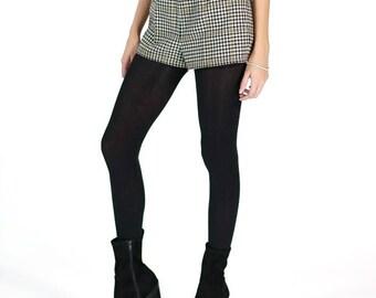 Redesigned Vintage Pendleton Plaid Shorts