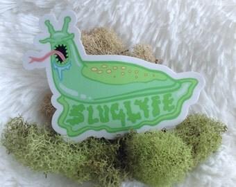 Slug Lyfe Sticker