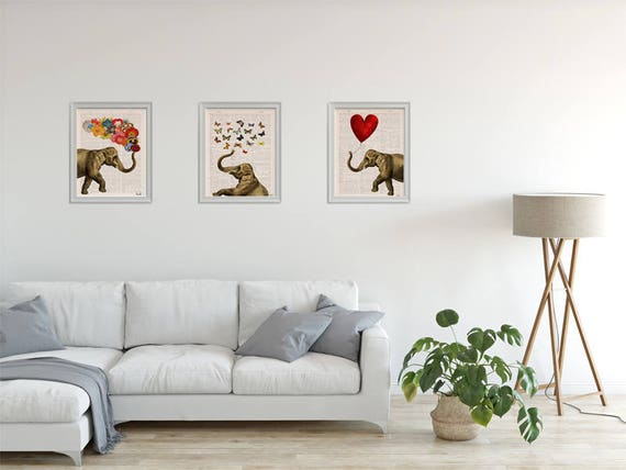 Gift SALE choose ANY Three Book page reproduction A3 sized posters ONLY fifty dollars -Dorm decor, wall art nursery decor SET004