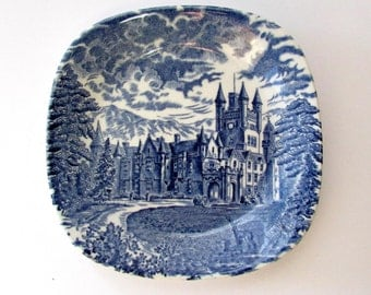 Vintage Collectable Plate, Royal Homes of Britain, Enoch Wedgwood, Tower of London