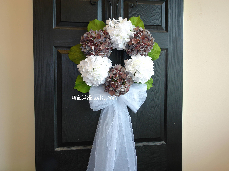 Wedding Wreaths For Front Door Wreath Summer