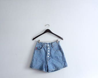 Little 90s Denim Shorts