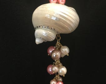 Inspirational  Pearl  Necklace by Dobka