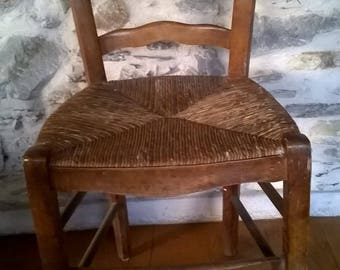 Vintage Farmer's chair