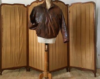 RARE: Military style jacket