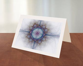 Original Art Greeting Cards 7-Pkg of 6 Cards With Envelopes-Abstract Art Card-Any Occasion Card-Everyday Card-Collector Art Cards
