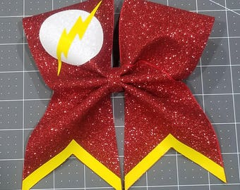 Flash Cheer Bow