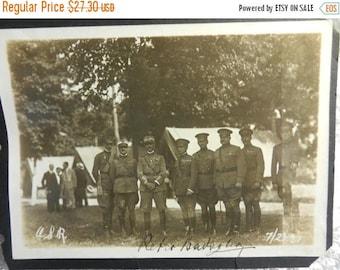 Summer Sale Original WW1 American General Signed Photograph
