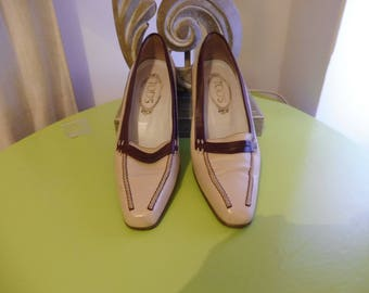 Shoes TOD's leather size 36.5 FR