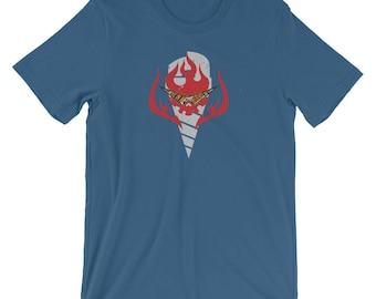 Gurren Lagann Anime Brand Short-Sleeve T-Shirt