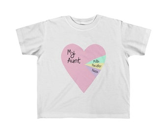 Aunt TShirt For Girl