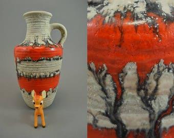 Vintage vase / Carstens Tönnieshof / 7307 25   West Germany   WGP   60s