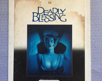 DEADLY BLESSING CED (Capacitance Electronic Disc)