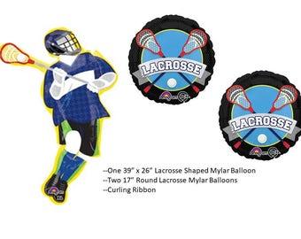 Lacrosse Balloons